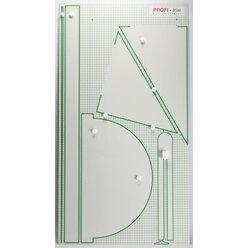 PROFI-linie Ersatztafel - ohne Geräte - für Set IV (165002.000)
