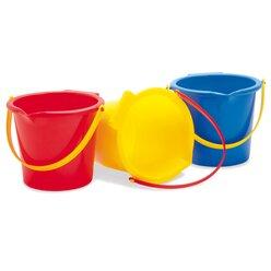 dantoy® Sandspielzeug, Eimer mit Tülle, Höhe 16cm