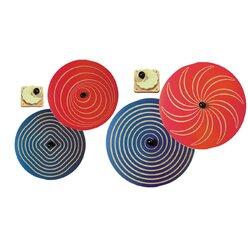 Wandkreisel-Set, Kreisel I+Kreisel II, je Ø 65 cm