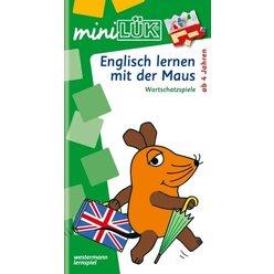 miniLÜK Englisch lernen mit der Maus, Heft, 4-5 Jahre