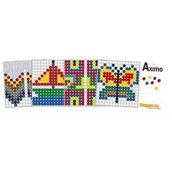 Aximo groß, Vorlagenkarten