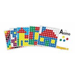 Aximo klein, Vorlagenkarten