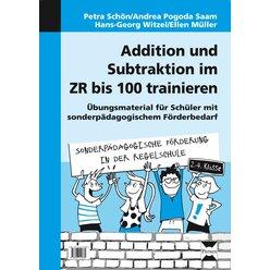 Addition und Subtraktion im ZR bis 100 trainieren, Kopiervorlagen, 2.-4. Klasse