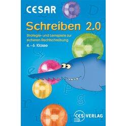 CESAR Schreiben 2.0 für die 4.-6. Klasse Netzwerklizenz, CD-ROM