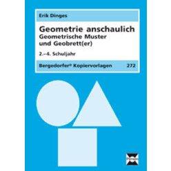 Geometrie anschaulich, Kopiervorlagen, 2.-4. Klasse