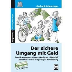 Der sichere Umgang mit Geld - Band 2, inkl. CD, 5.-9. Klasse
