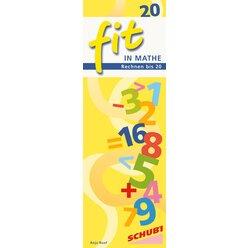 FIT in Mathe Rechnen bis 20, 4-7 Jahre