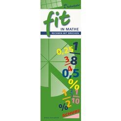 FIT in Mathe Rechnen mit Brüchen, 10-12 Jahre