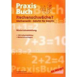 Materialsammlung zum Praxisbuch Rechenschwäche?, 6-9 Jahre