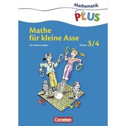 Grundschule Plus Mathematik Mathe für kleine Asse, Kopiervorlagen, 3. und 4. Klasse