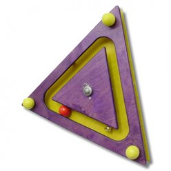 Wandspiel Triangle