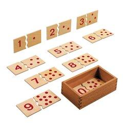 Zahlenpuzzle 1-10