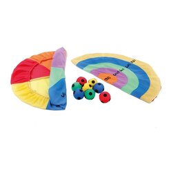 Spordas® Wurfspiel-Set für Gymnastikreifen