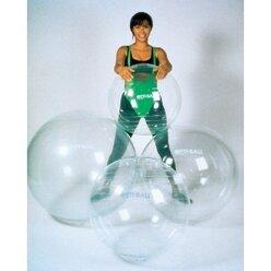 Gymnic Opti Ball 65 cm, transparent