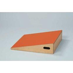 Podest Rampe orange