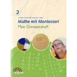 Mathe mit Montessori. 2. Schuljahr, Mein Einmaleinsheft