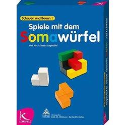 Spiele mit dem Somawürfel, Schauen und Bauen 2, ab 9 Jahre