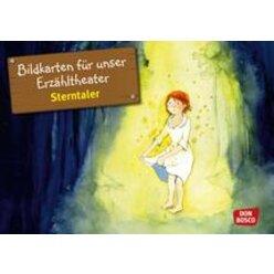 Kamishibai Bildkartenset - Sterntaler Bildkarten