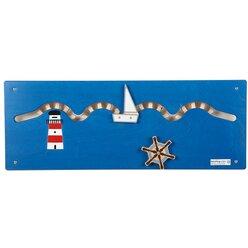 Wandspiel Schifffahrt