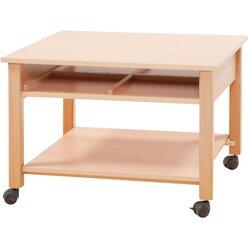 Fahrbarer Spieltisch