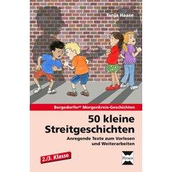 50 kleine Streitgeschichten, Taschenbuch, 2.-3. Klasse