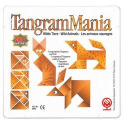 Tangram Mania Wilde Tiere