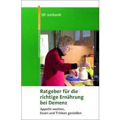 Ratgeber für die richtige Ernährung bei Demenz, Buch