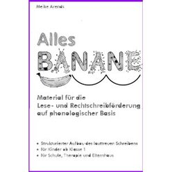 Alles Banane, Ordner, ab 1. Klasse