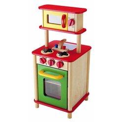 Küchen-Center, Spielküche aus Massivholz