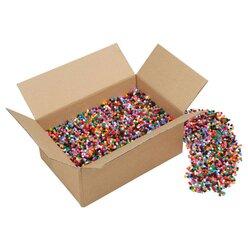 Bügelperlen-Gruppenset, 28.000 Perlen und Vorlagekarten