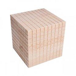 Dienes Tausenderwürfel Massivholz - beste Qualität!