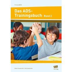 Das ADS-Trainingsbuch Band 2, 1.-6. Klasse