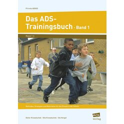Das ADS-Trainingsbuch Band 1, 1.-6. Klasse