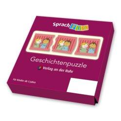 Sprachfix Geschichtenpuzzle - Set 1, 3-7 Jahre