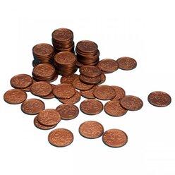 Geld Euro Münzen Spielgeld 5 Cent Von Wissner Aktiv Lernen