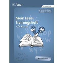 Mein Lese-Trainingsheft