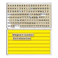 Oberschwäbische Buchstabensetzkasten