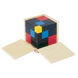 Montessori Trinomischer Kubus