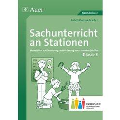 Sachunterricht an Stationen 3 Inklusion