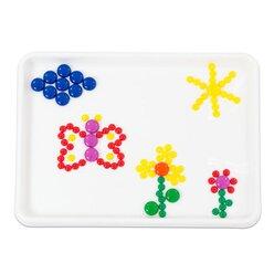 Tablett aus Kunststoff, Maße innen: 30,5x22cm