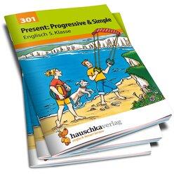 301 Present: Progressive & Simple - Englisch 5. Klasse