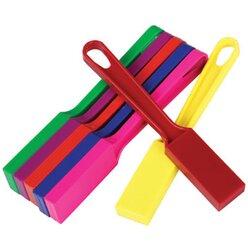 Satz mit 7 farbigen Magnet-Stäben