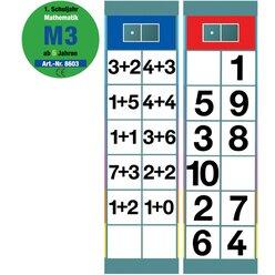 Flocards Set M3 Zahlenraum bis 20