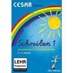 CESAR Schreiben 1 Home, CD-ROM