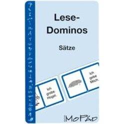 Lese-Dominos - Sätze