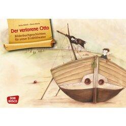 Kamishibai Bildkartenset - Der verlorene Otto, ab 4 Jahren