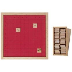 Montessori Pythagorasbrett