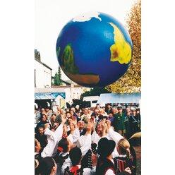 TOGU® Ball mit Globusdekor, Durchmesser 2m