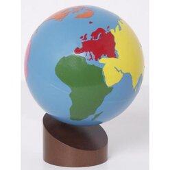 Globus Erdteile, ab 3 Jahre