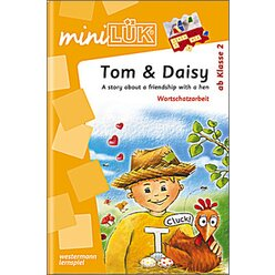miniLÜK Tom & Daisy, 2.-4. Klasse